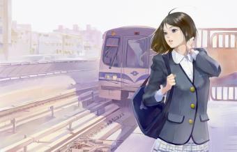 p10-11-制服至上─青春校園插畫展